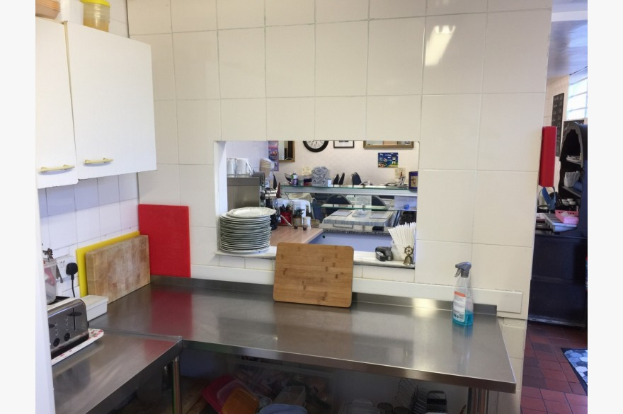 Cafe Catering Leasehold For Sale - Image 5