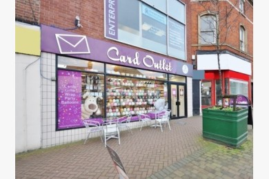 Gifts/cards/books/stationery Etc Retail Leasehold For Sale - Image 1