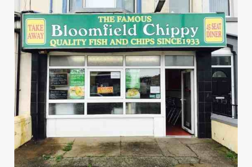 Fish And Chip Shop Catering Leasehold For Sale - Image 1